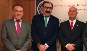 Julio Cuevas toma posesión como presidente del Colegio de Guadalajara