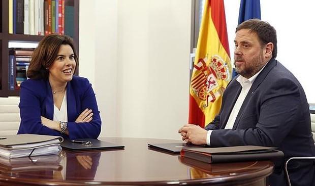 Junqueras pide apoyo en Madrid para que Barcelona sea sede de la EMA