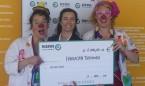 Kern Pharma celebra su 17º cumpleaños con los 'Doctores Sonrisa'