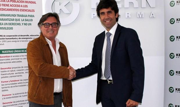 Kern Pharma dona medicamentos a Farmamundi por valor de 25.000 euros