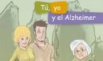Kern Pharma lanza un cómic para dar a conocer el alzheimer