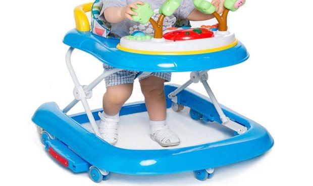 La Academia Americana de Pediatría quiere prohibir los andadores