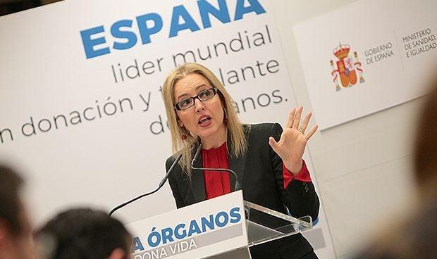 """Los trasplantes en España volverán a la normalidad """"en semanas"""""""