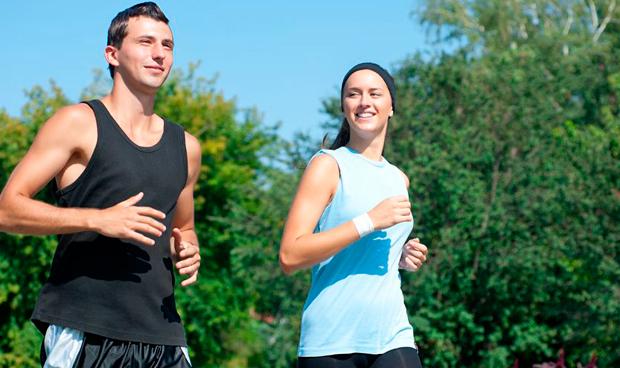 La actividad física mejora el riesgo cardiometabólico en edad avanzada