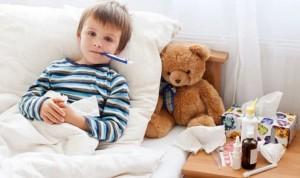 La amoxicilina solo es eficaz en un 13% de niños con infecciones torácicas