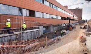 La ampliación del Hospital de Guadalajara se retrasa a verano de 2021