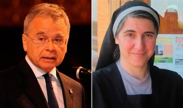 La 'antivacunas' Teresa Forcades, ponente de la Universidad de Barcelona