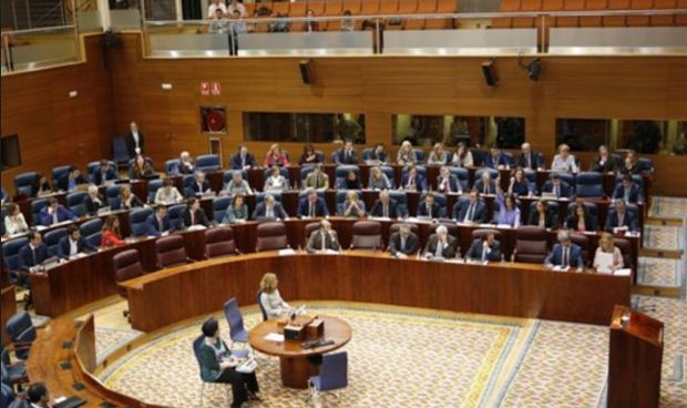 La Asamblea aprueba tramitar un paquete de medidas sobre salud mental