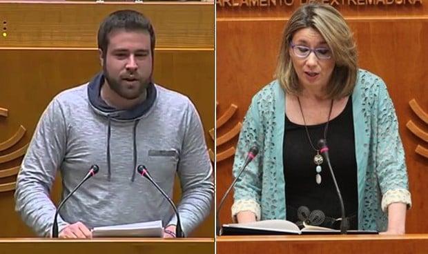La Asamblea de Extremadura aprueba la vuelta a las 35 horas