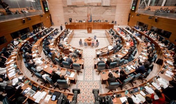 La Asamblea de Madrid rechaza la comisión de investigación de residencias