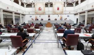 La Asamblea de Murcia pide al Gobierno regional más rastreadores Covid-19