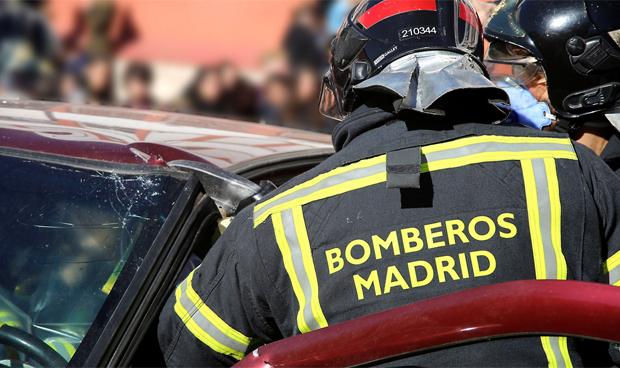 La Asamblea insta a integrar sanitarios en las unidades de bomberos