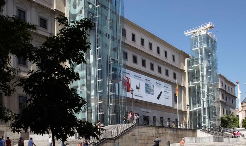 La asistencia sanitaria del Museo Reina Sofía, al 'mejor postor'