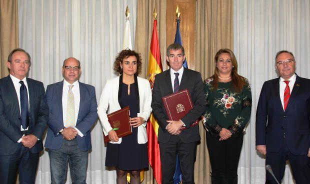 La bilateral Ministerio-Canarias se traduce en 3 millones más para Sanidad