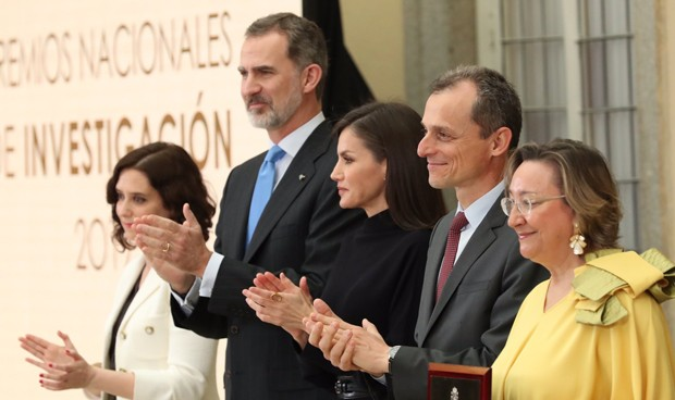 La bióloga Ángela Nieto, Premio Nacional 'Santiago Ramón y Cajal'