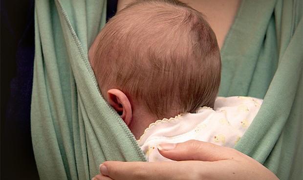La 'cabeza plana' del bebé eleva el riesgo de retraso psicomotriz