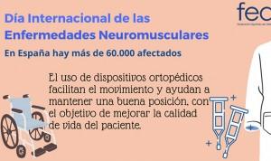 La calidad ortopédica, clave en personas con enfermedades neuromusculares