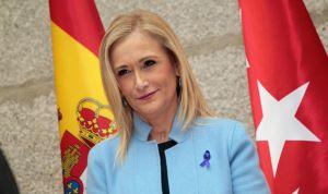 La Cámara de Comercio de Madrid premia la gestión sanitaria de Cifuentes