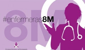 """La campaña de Enfermería para el 8-M: """"No soy ni guapa, ni niña, ni cielo"""""""