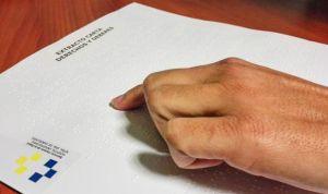 La Candelaria fomenta la atención sanitaria inclusiva con el braille