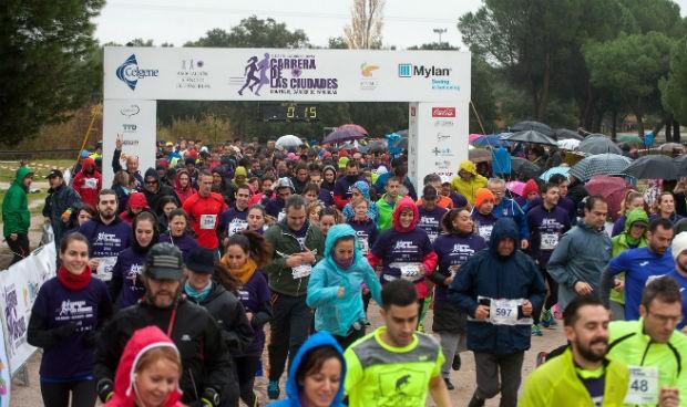 La carrera contra el cáncer de páncreas se internacionaliza a Roma