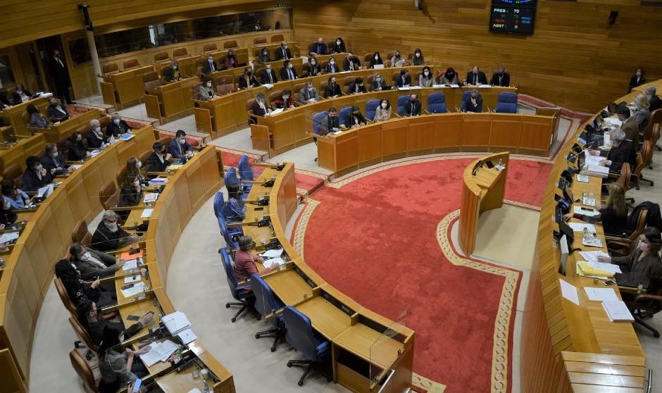 La carrera profesional, protagonista en la Comisión de Sanidad gallega