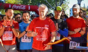 La carrera solidaria de La Paz recauda 5.000 euros para investigación