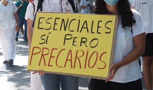 La carta política de los MIR valencianos