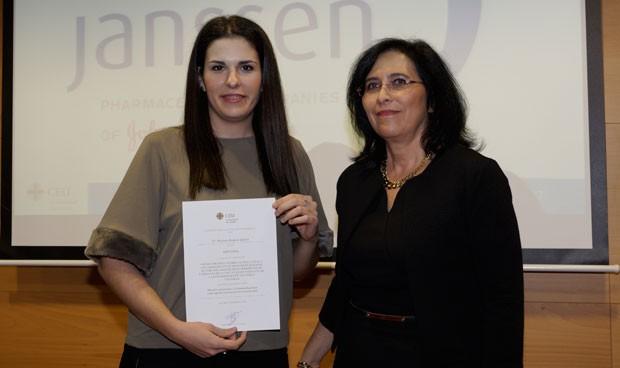 La Cátedra Janssen Cilag premia el estudio de un fármaco 'antialzheimer'