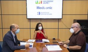 La Cátedra Medtronic diseña los proyectos de investigación del nuevo curso