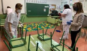 La CCAA con más enfermeras escolares solo tiene una en el 20% de colegios