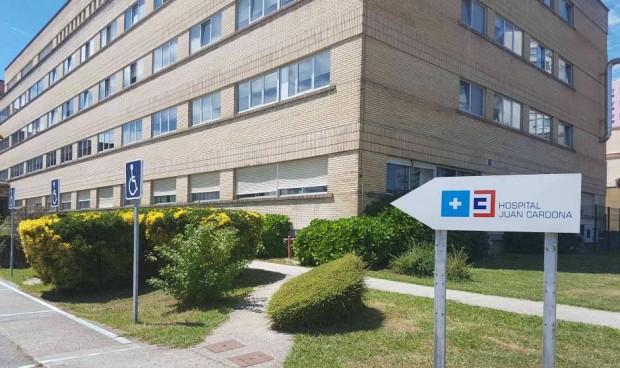 Ribera ya gestiona el Hospital Juan Cardona de Ferrol