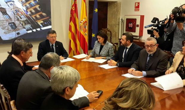 La Comunidad Valenciana ya cuenta con su propio pacto en salud mental