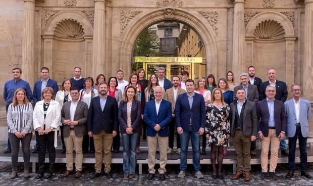 La consejera de Salud, María Martín, número 2 del PP al Parlamento riojano