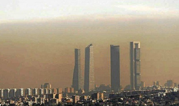 La contaminación del aire incrementa los casos de asma infantil