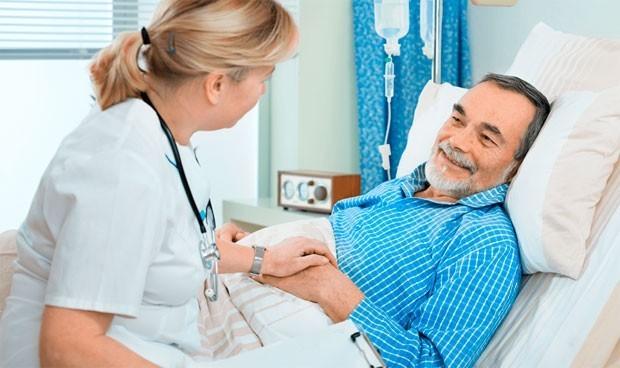 La continuidad del médico favorece el alta del paciente ingresado