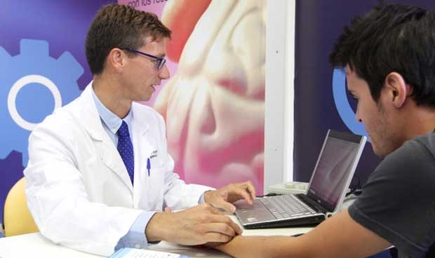 La contratación a tiempo parcial en sanidad sube cuatro puntos desde 2007