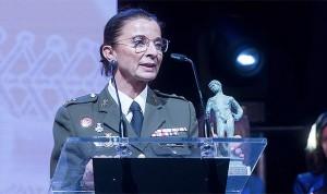 La coronel médica Ana Betegón, subdirectora de Prestaciones de Isfas