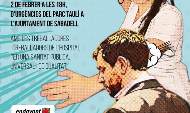 """La CUP 'abofetea' a Comín por sus """"humillaciones"""" a la sanidad catalana"""