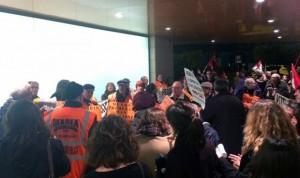 La CUP boicotea el estreno del Círculo de la Salud