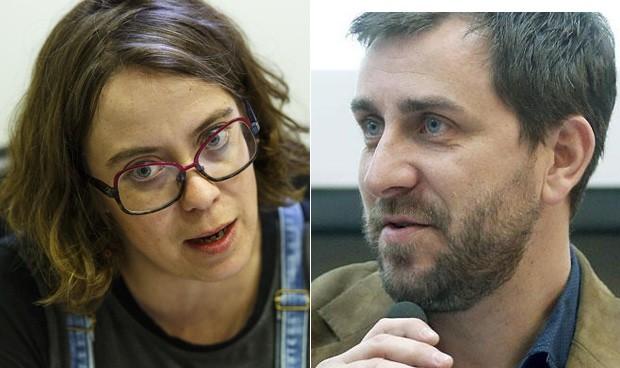 """La CUP, tras un año de gestión de Comín: """"Nada ha cambiado en sanidad"""""""