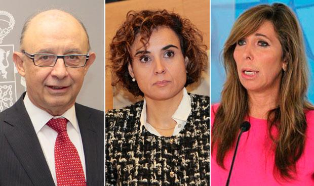 La defensa de Montserrat contra quienes 'apedrean' a su partido
