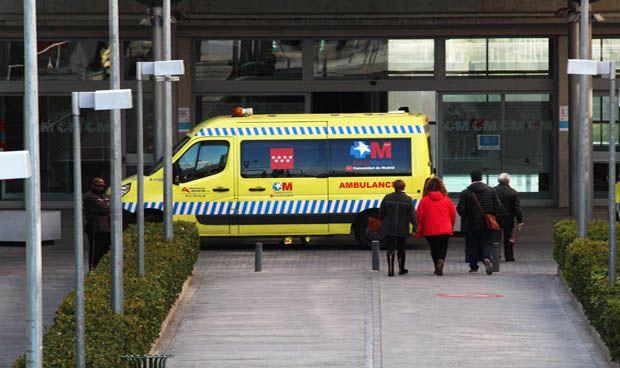 La destreza al volante de los conductores de ambulancia, hecha foto viral