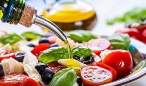 La dieta mediterránea reduce un 25% el riesgo cardiovascular