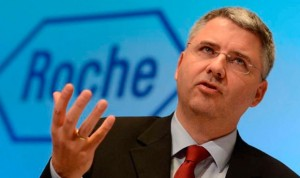 La división farmacéutica de Roche aumenta un 7% sus ventas anuales