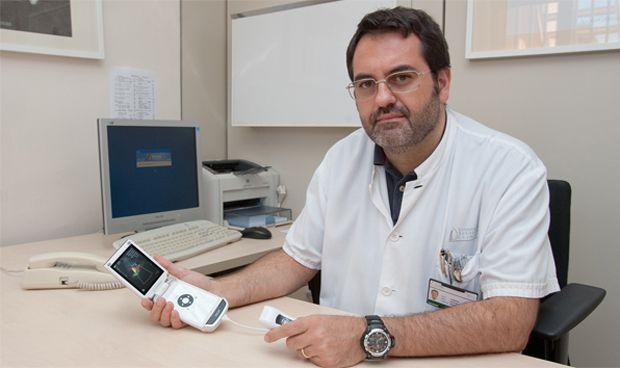 La ecografía portátil en AP permite detectar aneurisma de aorta abdominal