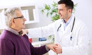 La edad media de los pacientes en Interna aumenta en 19,3 años