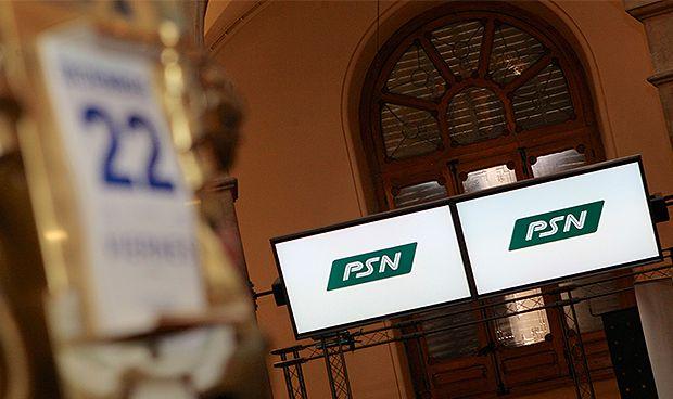 La emoción de PSN en la Bolsa