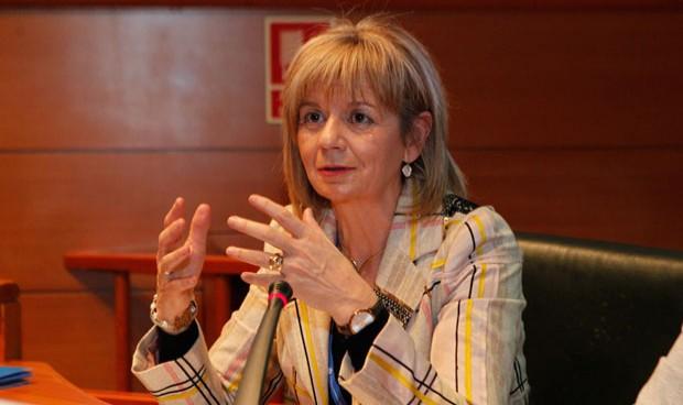 La enfermera Elvira Velasco, portavoz sanitaria del PP en el Congreso