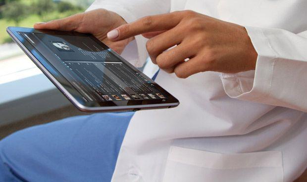 La enfermería informática, el nuevo perfil profesional 'cienmileurista'